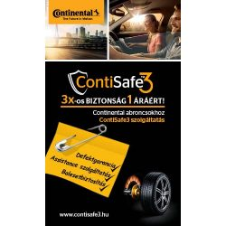 "ContiSafe3 TM    14""   Continental gumigarancia biztosítás ID68109"