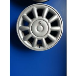 """5x108 Renault gyári ezüst 15"""" nagy ET újszerű könnyűfémtárcsa ID56686"""