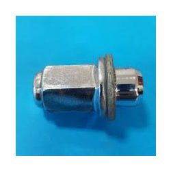 12x1.25 Bimecc alátétes - csapos zárt L 37.5mm 21-es fejű kerék anya ID34888