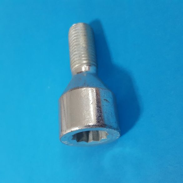12x1.5 Bimecc kúpos  L 26mm imbuszos kerék csavar ID5072